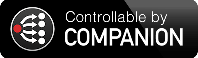 Controllable by Companion